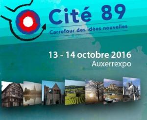 Carrefour des élus locaux de l'Yonne Cité 89