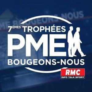 Artemise sélectionnée au trophée des PME BOUGEONS NOUS par RMC Info
