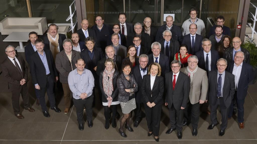 Photo élus de la CCITA 2017-2021