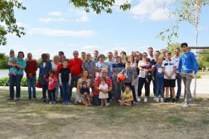 Journée avec les familles